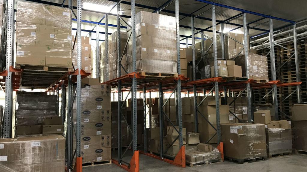 Inrijstellingen Holland Storage Solutions