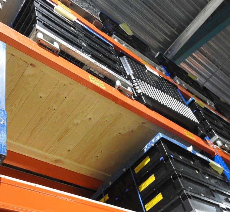 Innovatieve logistiek bij Jan de Rijk in Almere