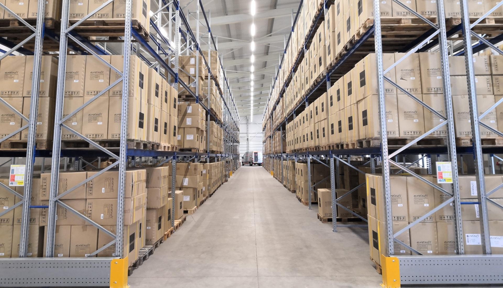 Holland Storage Solutions realiseert groeiruimte voor Euroseats