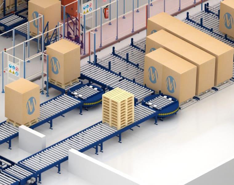 Holland Storage Solutions voert D&B contract uit voor 9000 m2 warehouse ICE Robotics