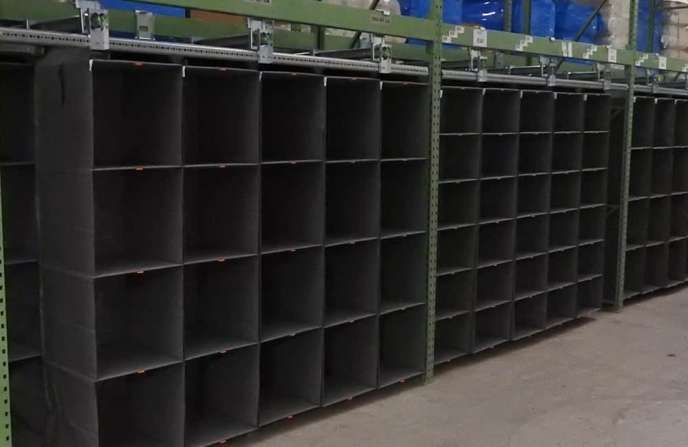 Storeganizer vergroot capaciteit en flexibiliteit bij Vendrig Packaging